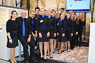 Domotex Hostessen